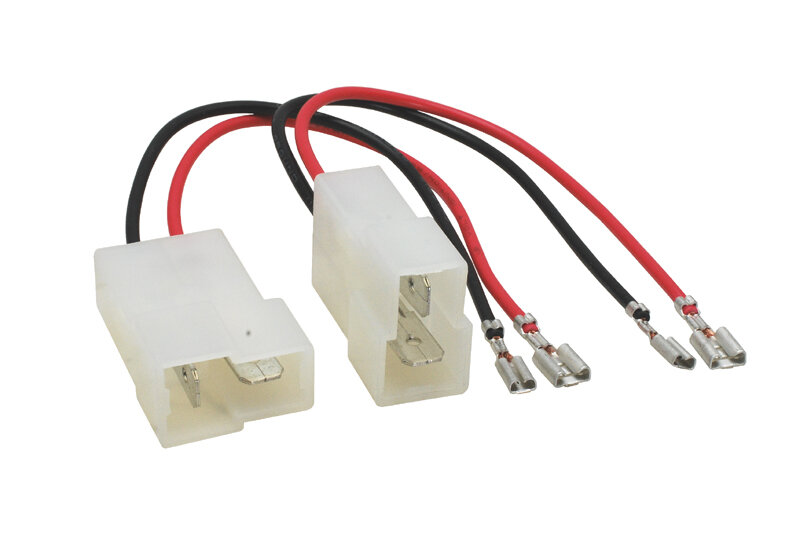 Adaptéry k reproduktorovému konektoru Alfa Romeo, Fiat, Ford, Lancia, Kia, Mazda, Subaru, Opel, Suzu