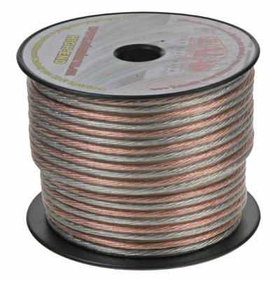 Kabel 2x2,5 mm, transparentní