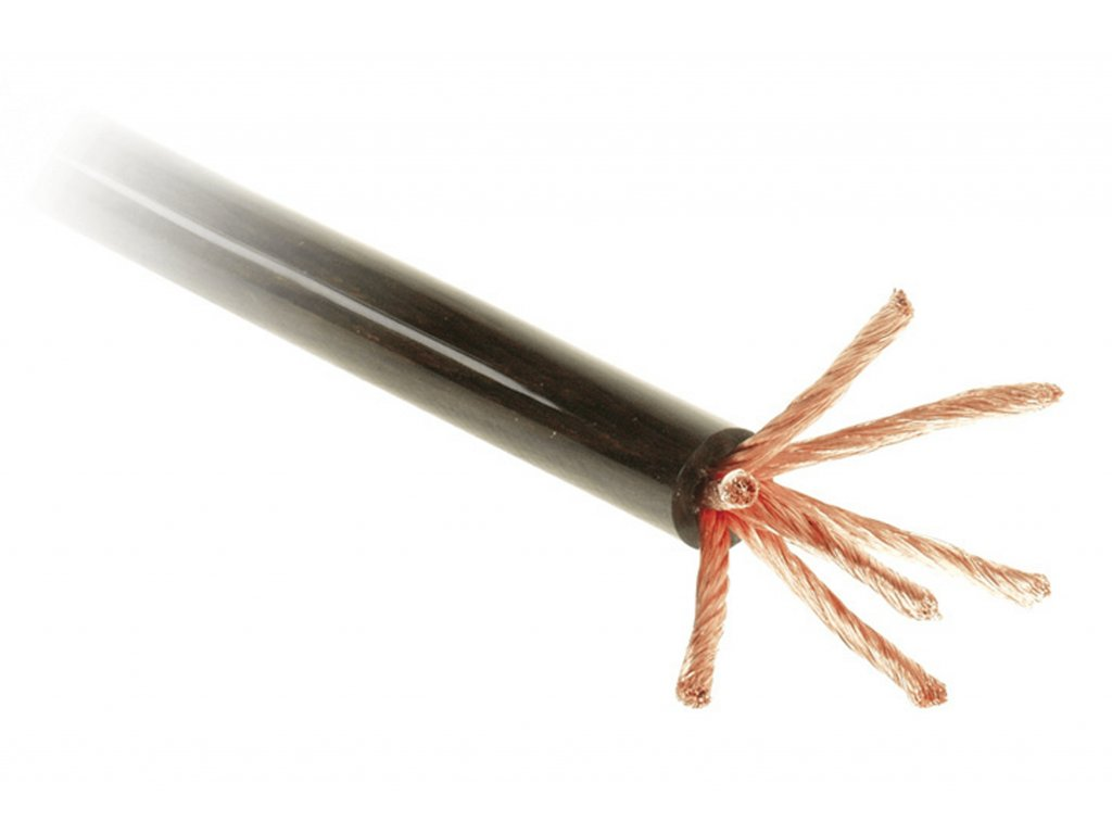 Audio System napájecí kabel 35 qmm - černý