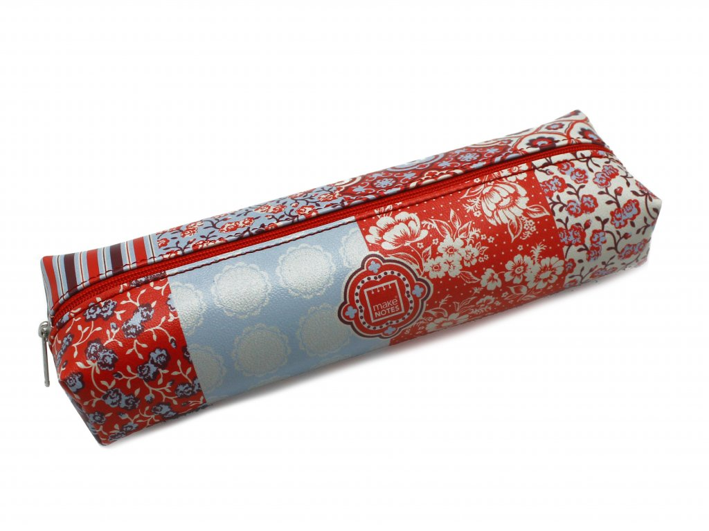 Pouzdro na tužky FLORAL QUILT