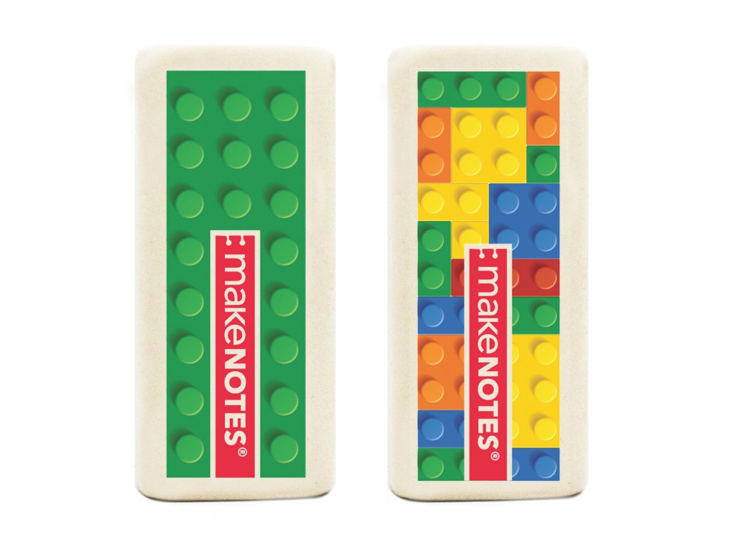 Mazací guma COLOR BOOK (2ks)
