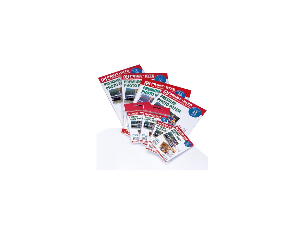 Fotopapír - lesklý, A4, 230 g/m2 - PRINT-RITE
