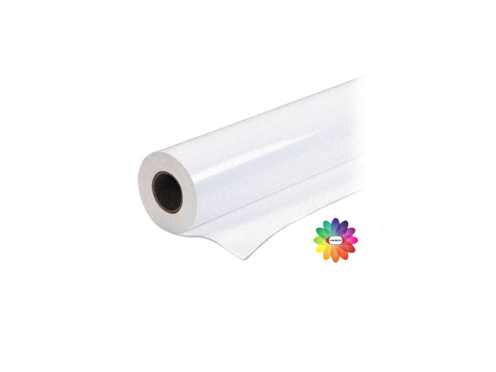 High clear film multi-purpose - průhledná fólie - 0,914 x 30 m, dutinka 50 mm, 100 mic - FOPRINT