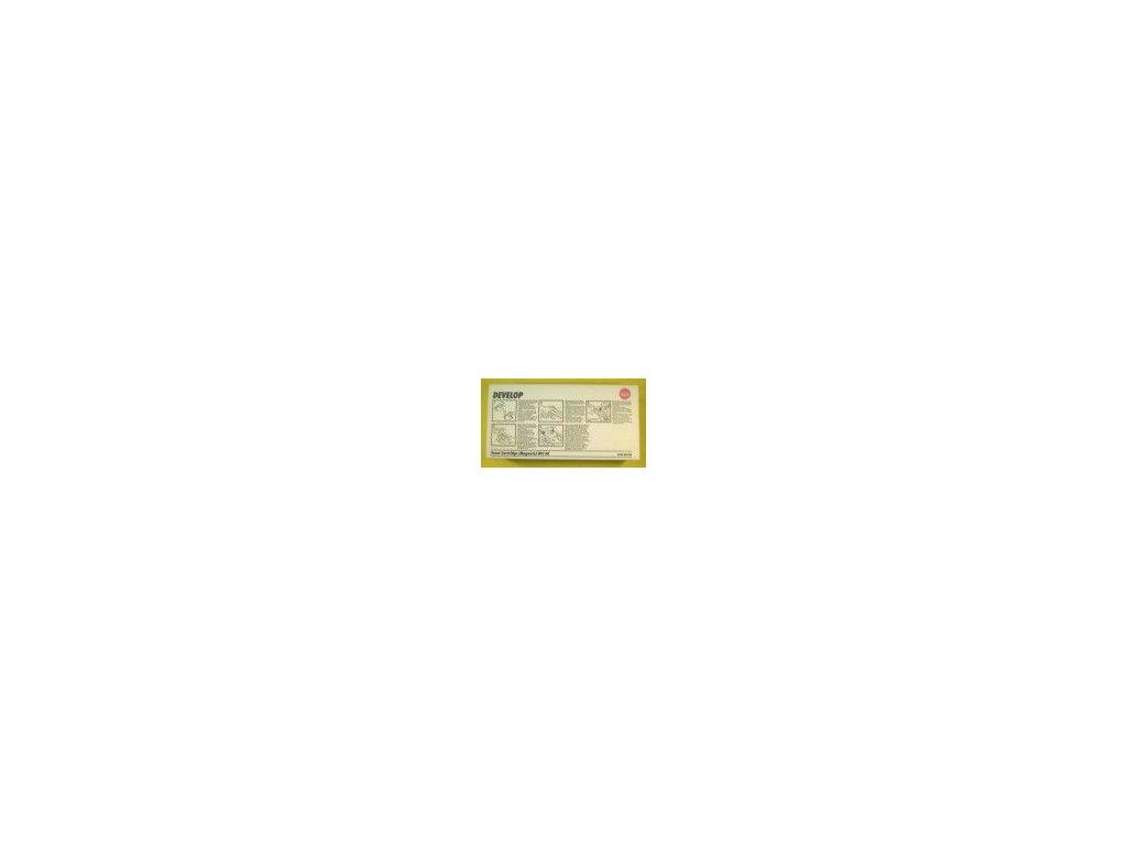 Tonerová kazeta - DEVELOP DFC-30 magenta - originál