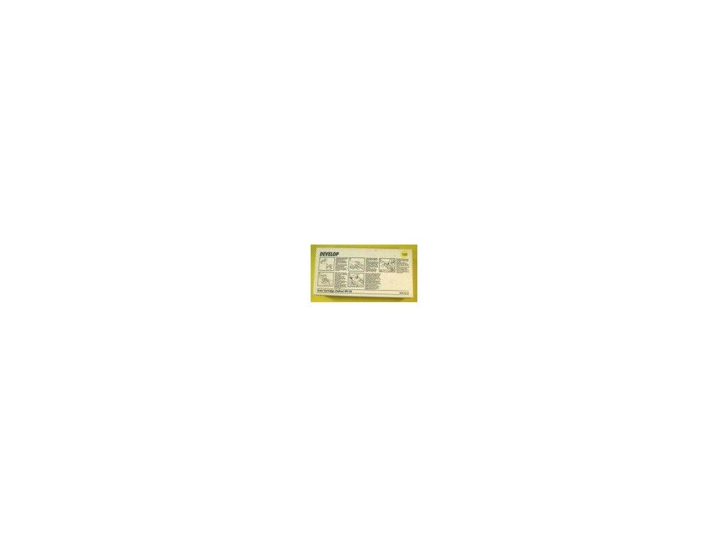 Tonerová kazeta - DEVELOP DFC-30 yellow - originál