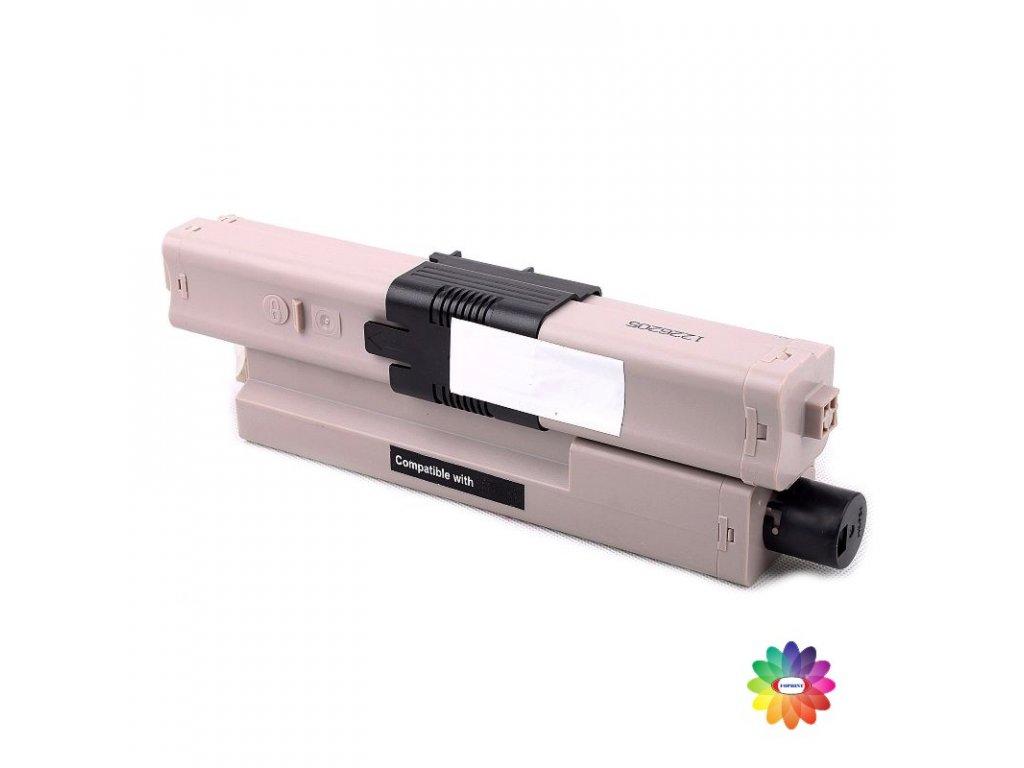 Tonerová kazeta - OKI 44973536 - black - kompatibilní