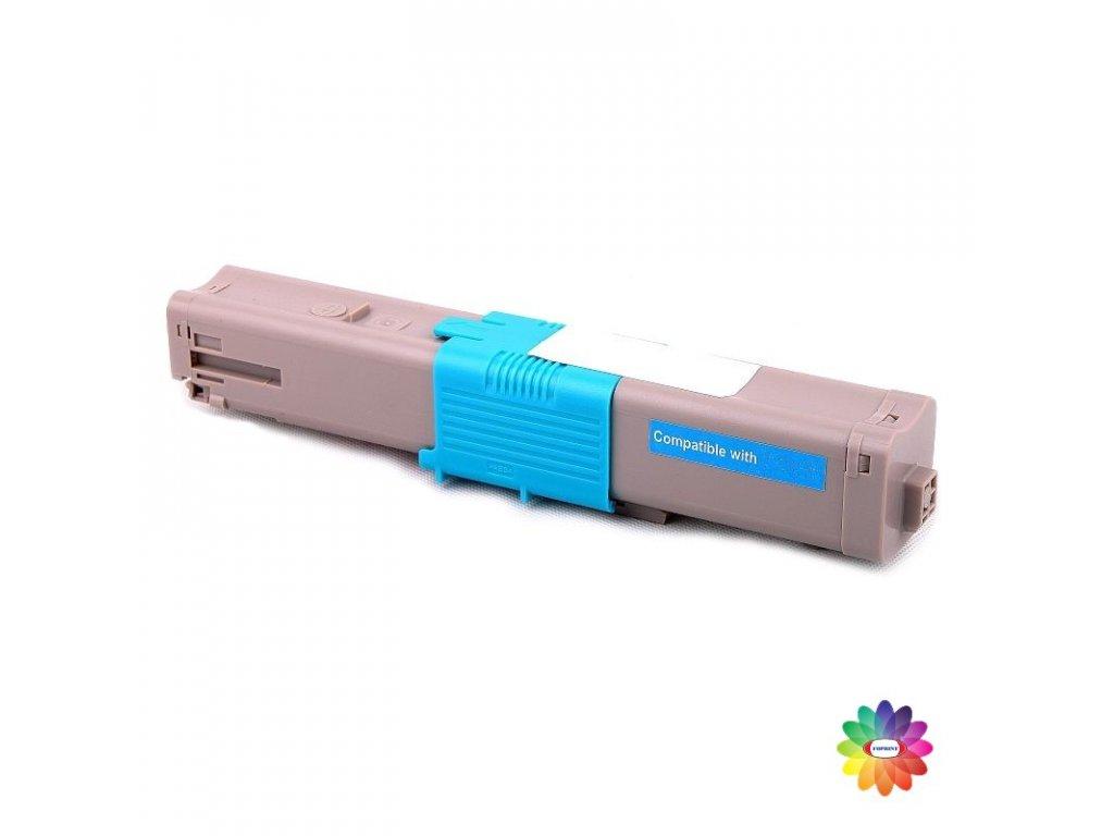 Tonerová kazeta - OKI 44973535 - cyan - kompatibilní