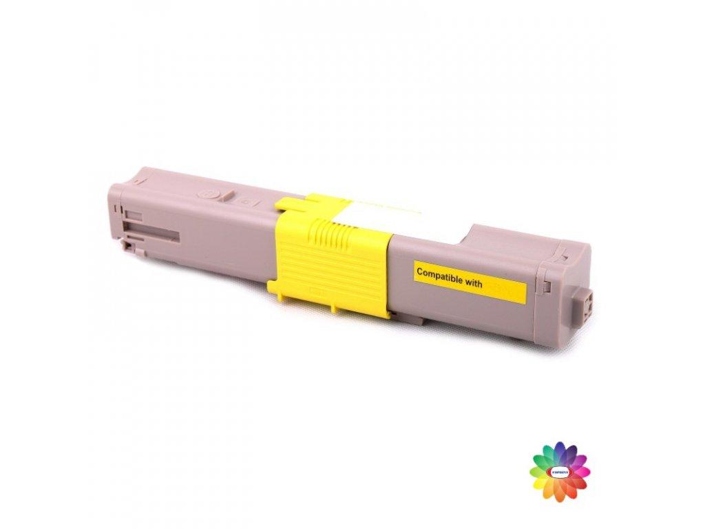 Tonerová kazeta - OKI 44973533 - yellow - kompatibilní