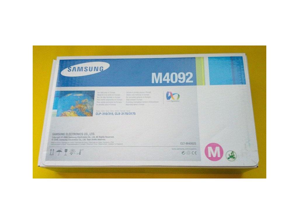 Tonerová kazeta - magenta - SAMSUNG CLT-M4092S - originál