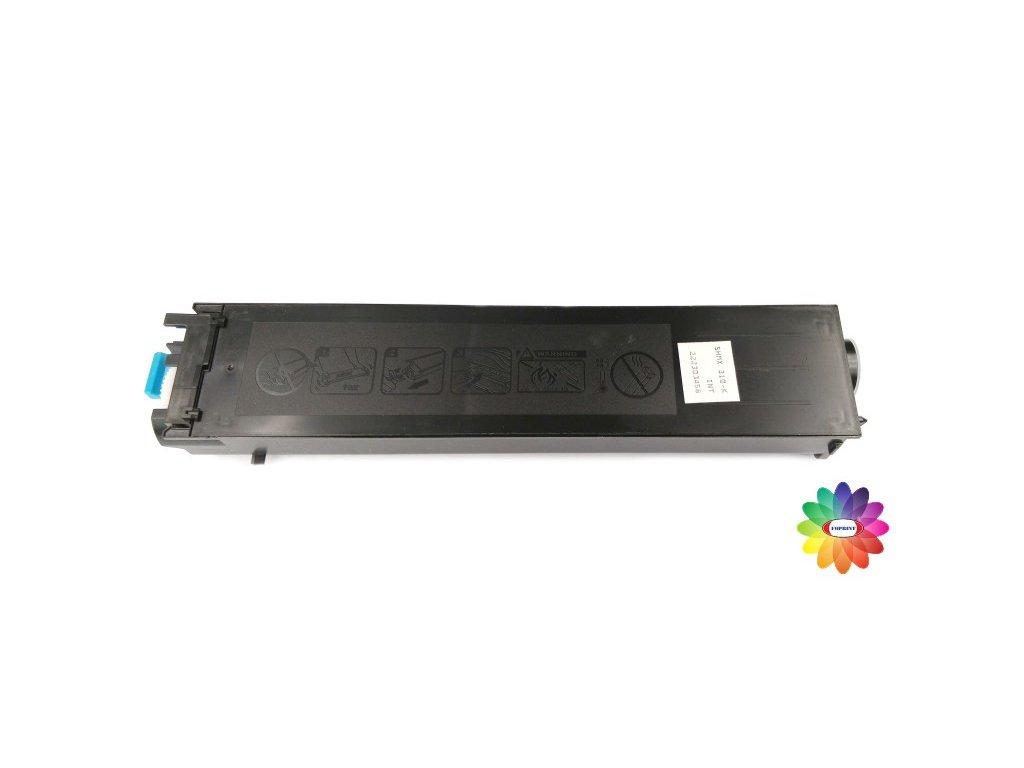 Tonerová kazeta - black - SHARP MX-C38GTB - kompatibilní