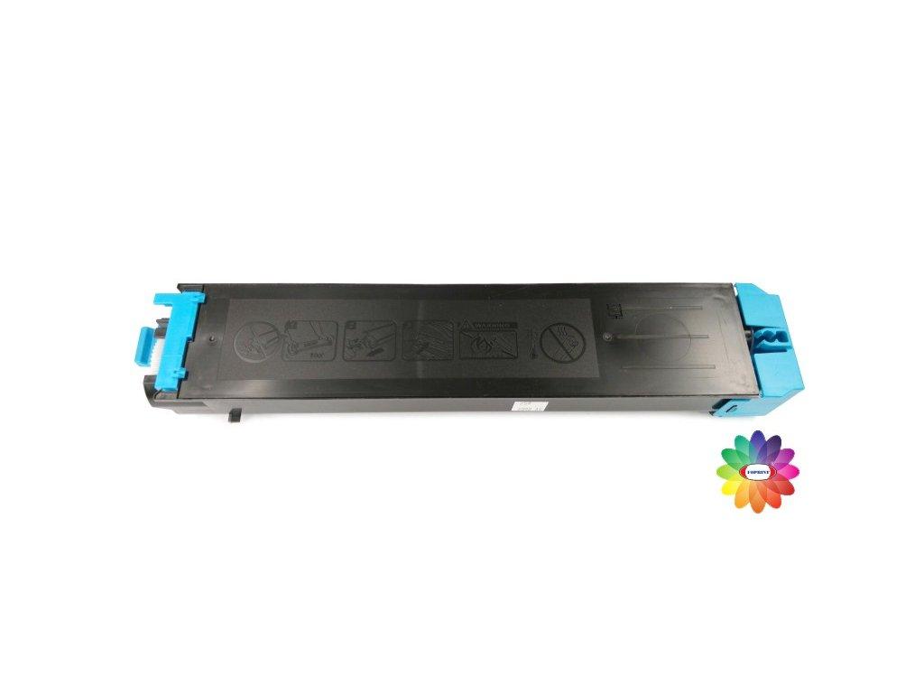 Tonerová kazeta - cyan - SHARP MX-C38GTC - kompatibilní