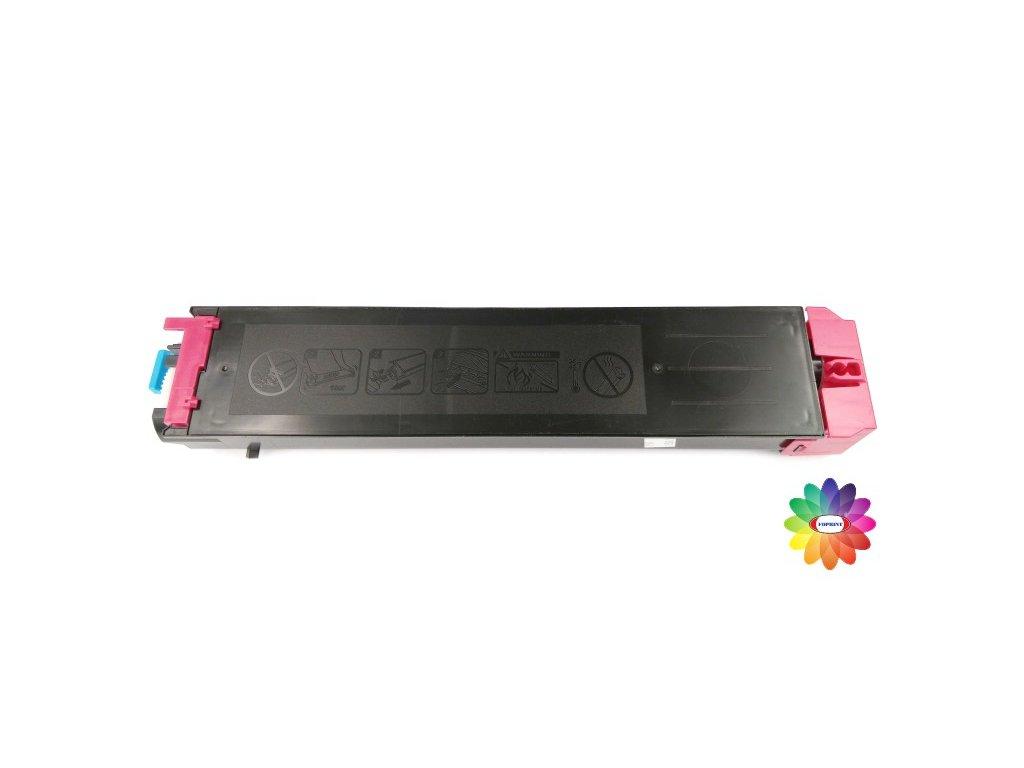 Tonerová kazeta - magenta - SHARP MX-C38GTM - kompatibilní