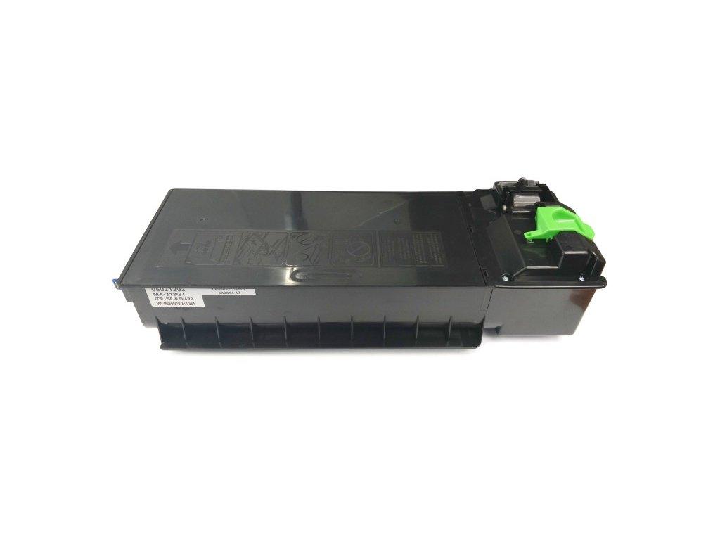 Tonerová kazeta - SHARP MX-312GT - kompatibilní