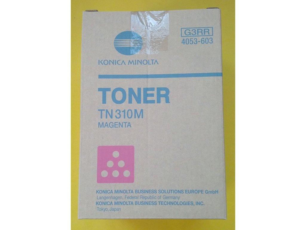 Tonerová kazeta - KONICA MINOLTA TN-310M - magenta - originál