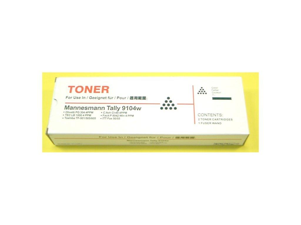 Tonerová kazeta - TOSHIBA TK 04/TK 12 - kompatibilní