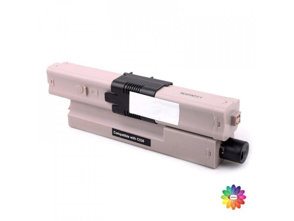 Tonerová kazeta - OKI 44469803 - black - kompatibilní