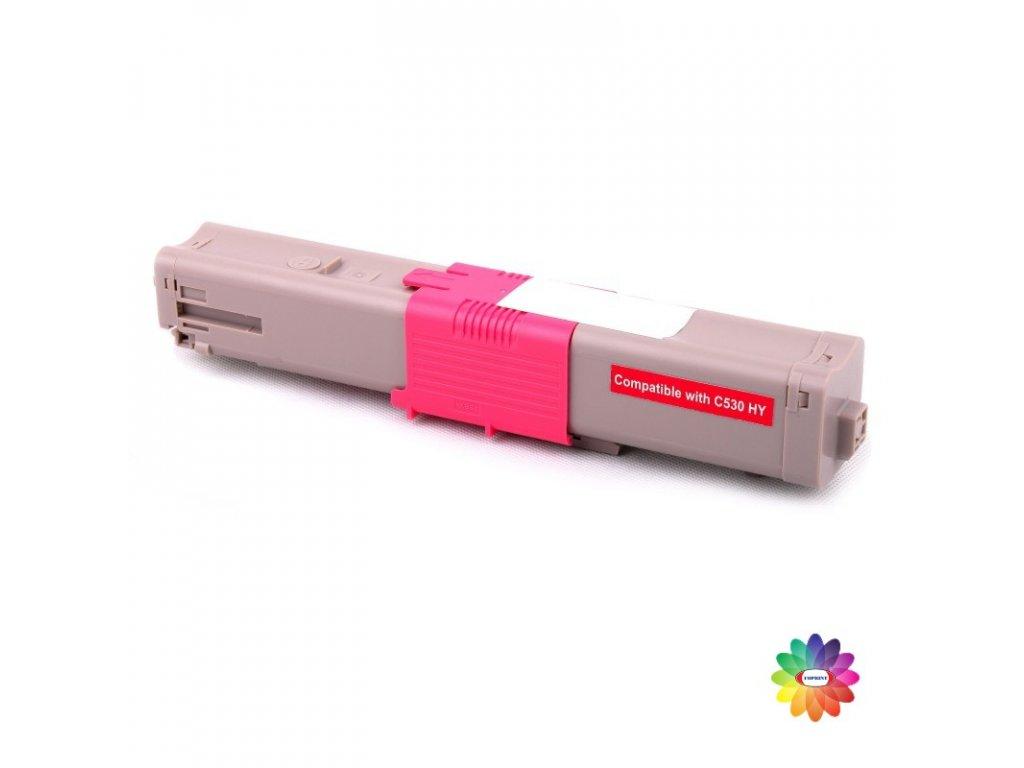 Tonerová kazeta - OKI 44469723 - magenta - kompatibilní