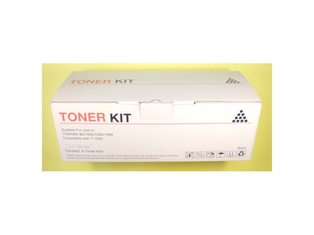 Tonerová kazeta - TOSHIBA T-1550 E - kompatibilní