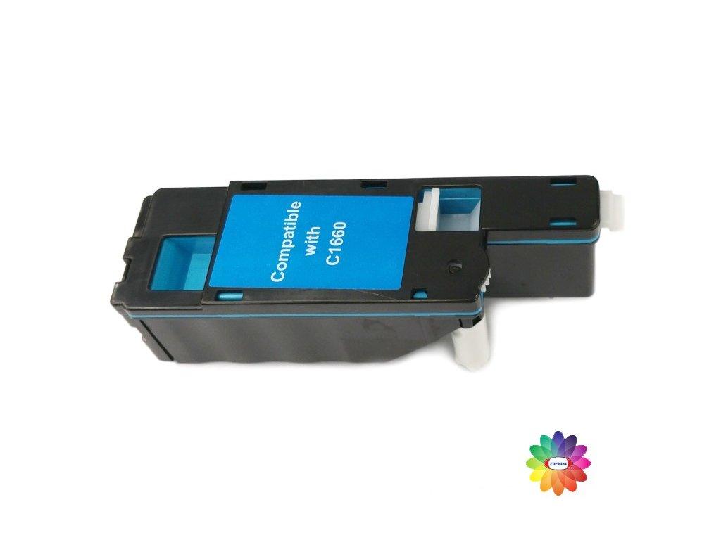 Tonerová kazeta - DELL DWGCP/ 5R6J0(593-11129) - cyan - kompatibilní