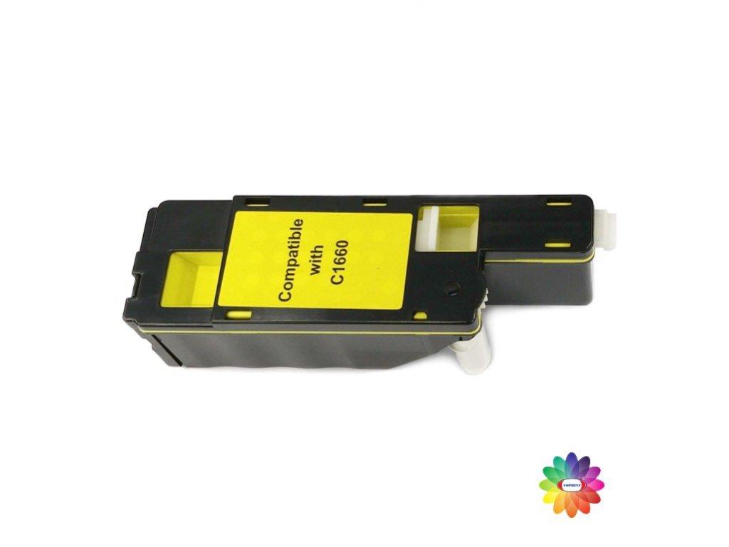 Tonerová kazeta - DELL V53F6/XY7N4(593-11131) -yellow - kompatibilní