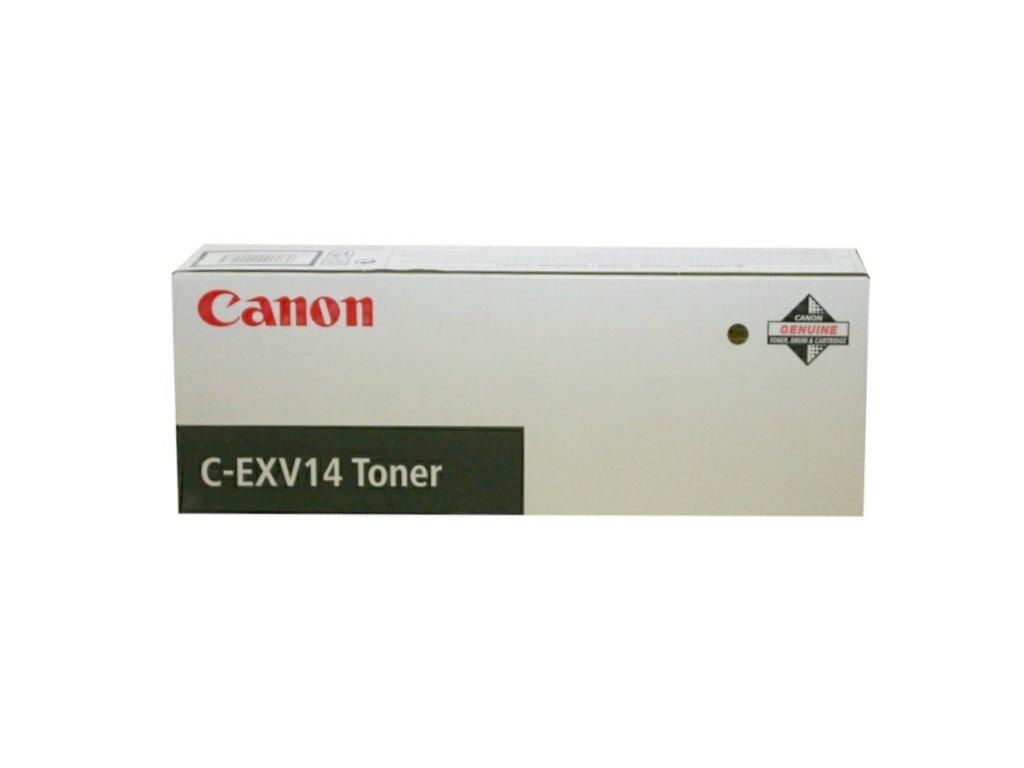 Tonerová kazeta - CANON C-EXV14 - originál