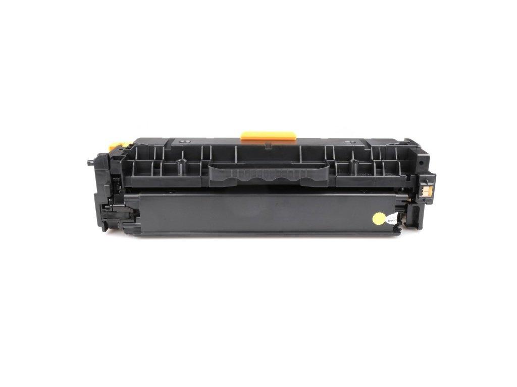 Tonerová kazeta - HP CC532A, CANON CRG-718Y - yellow - kompatibilní
