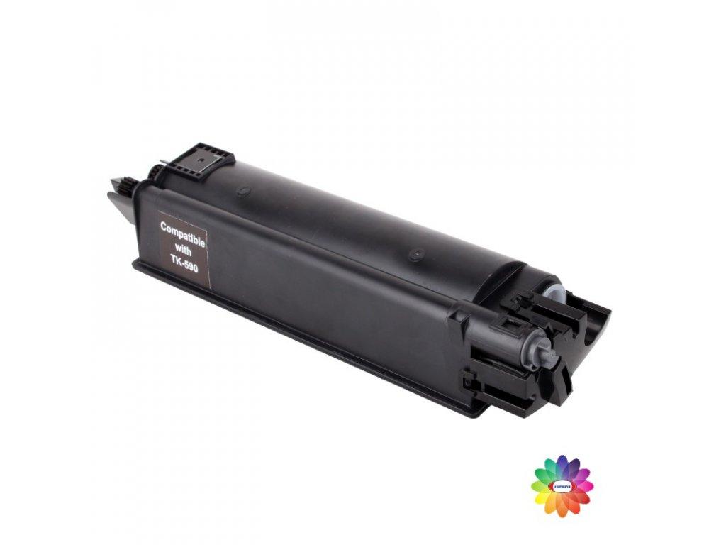 Tonerová kazeta - KYOCERA TK 590K - black - kompatibilní