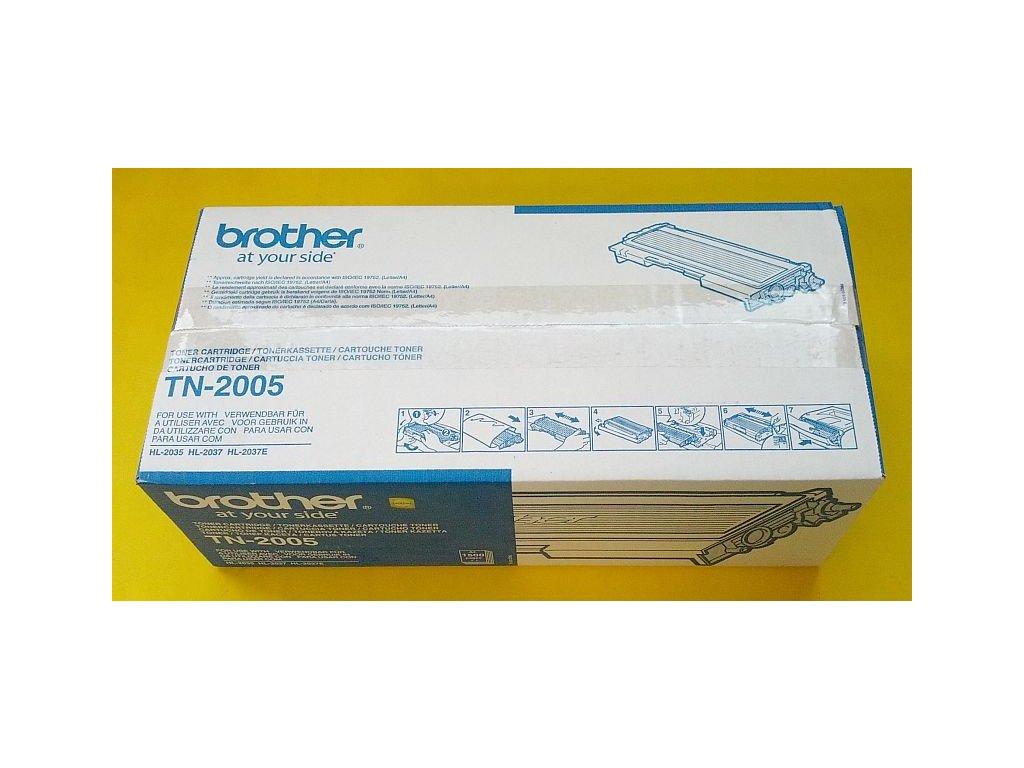 Tonerová kazeta - BROTHER TN-2005 - originál