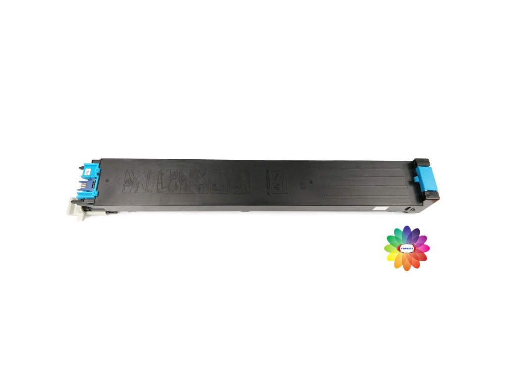 Tonerová kazeta - SHARP MX-27GTCA - cyan - kompatibilní