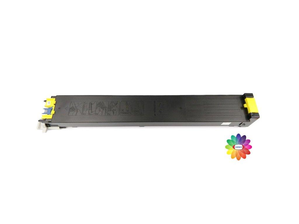 Tonerová kazeta - SHARP MX-27GTYA - yellow - kompatibilní