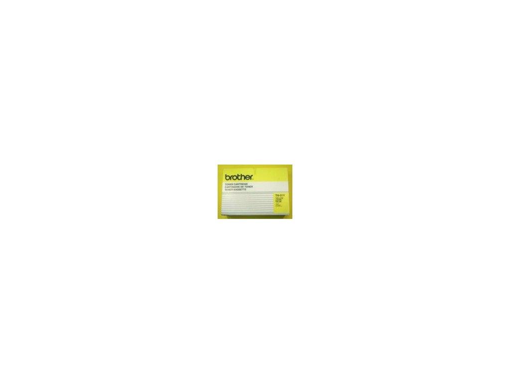 Tonerová kazeta - yellow - BROTHER TN-01Y - originál