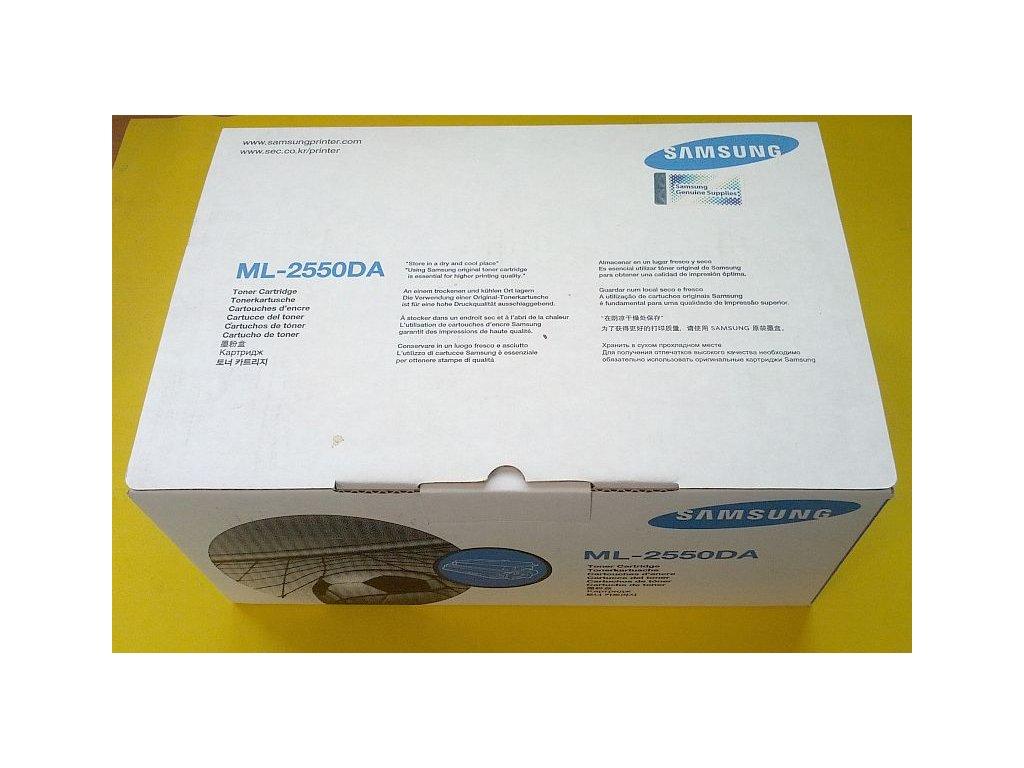 Tonerová kazeta - SAMSUNG ML-2550DA - originál