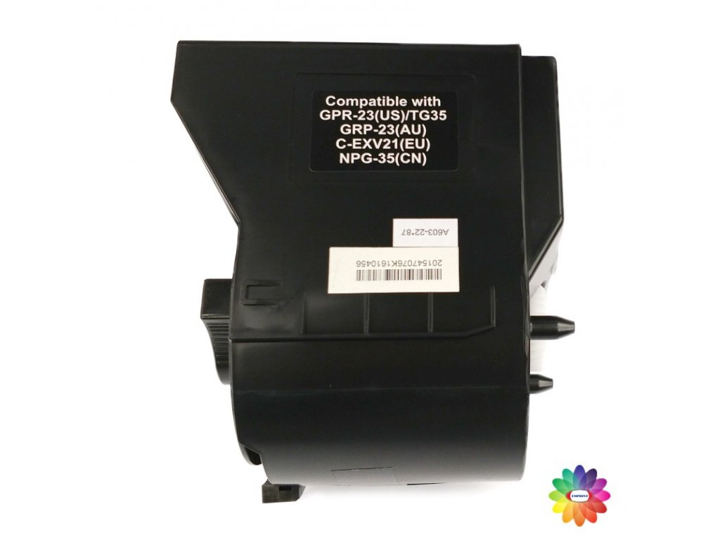 Tonerová kazeta - CANON C-EXV21 black - kompatibilní