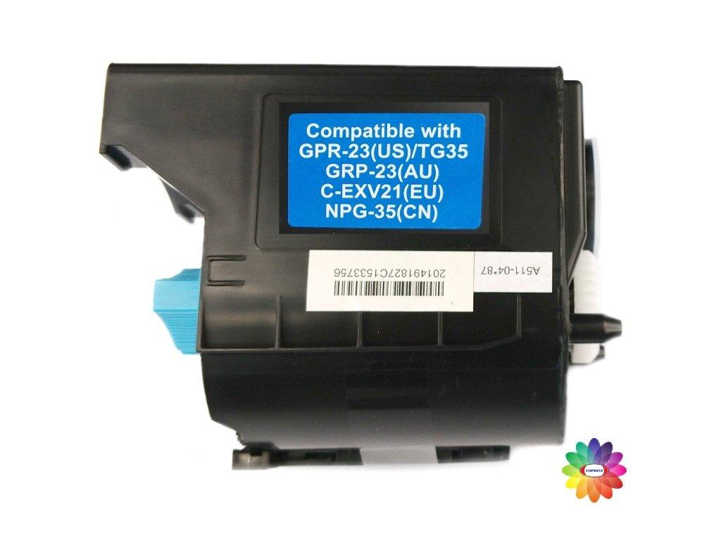 Tonerová kazeta - CANON C-EXV21 cyan - kompatibilní