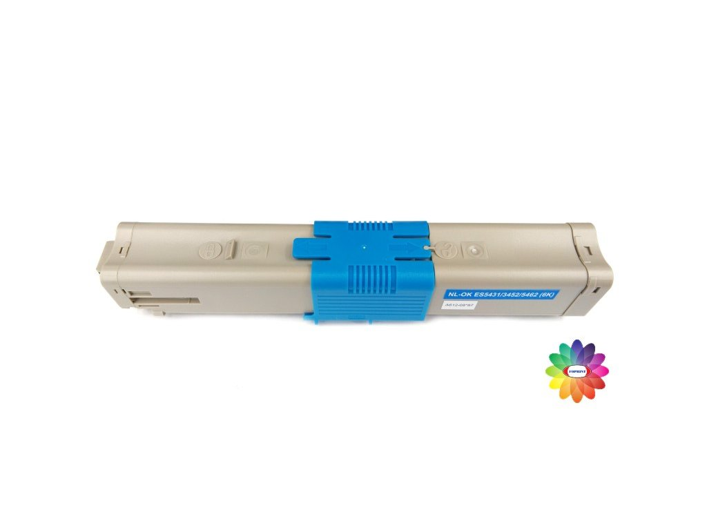 Tonerová kazeta - OKI 44973511 - cyan - kompatibilní