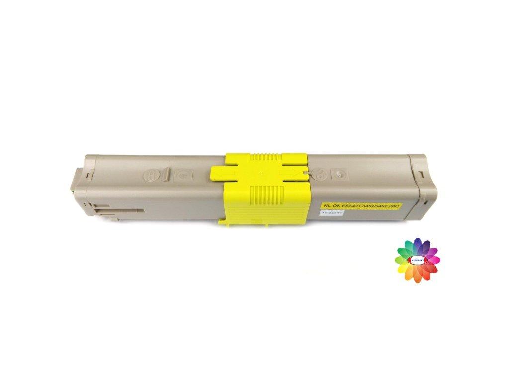 Tonerová kazeta - OKI 44973509 - yellow - kompatibilní