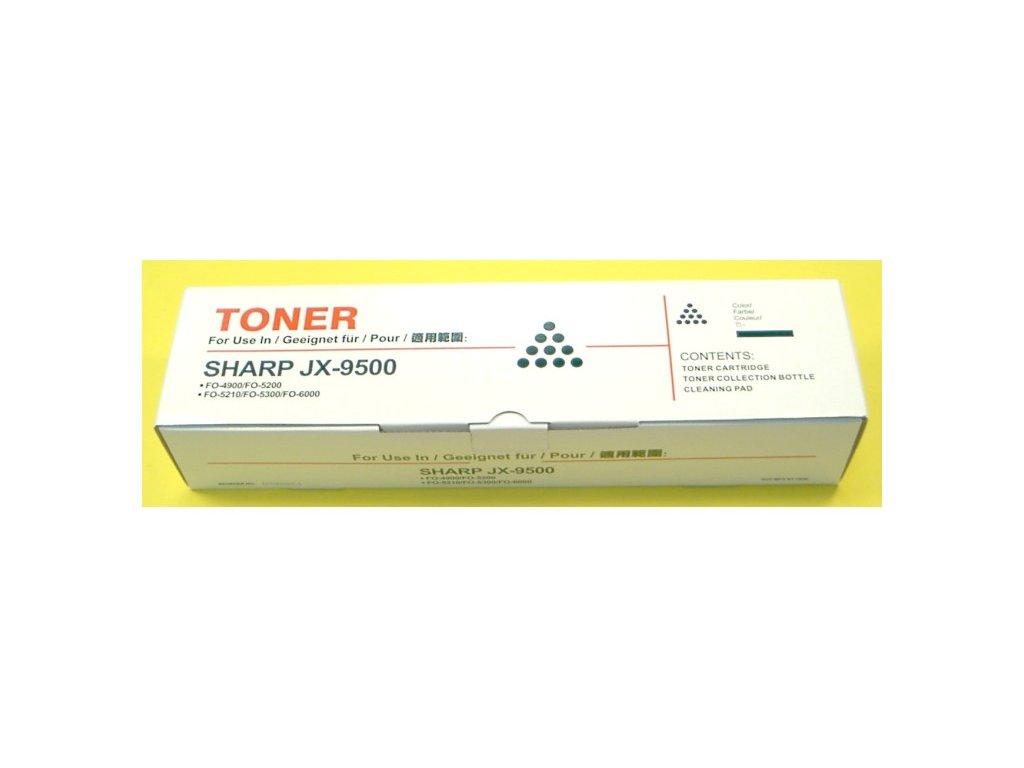 Tonerová kazeta - SHARP JX 95 TC - kompatibilní