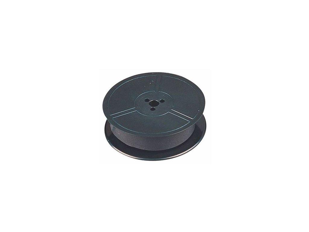 Barvicí páska - 13x10m, black GR1 - kompatibilní