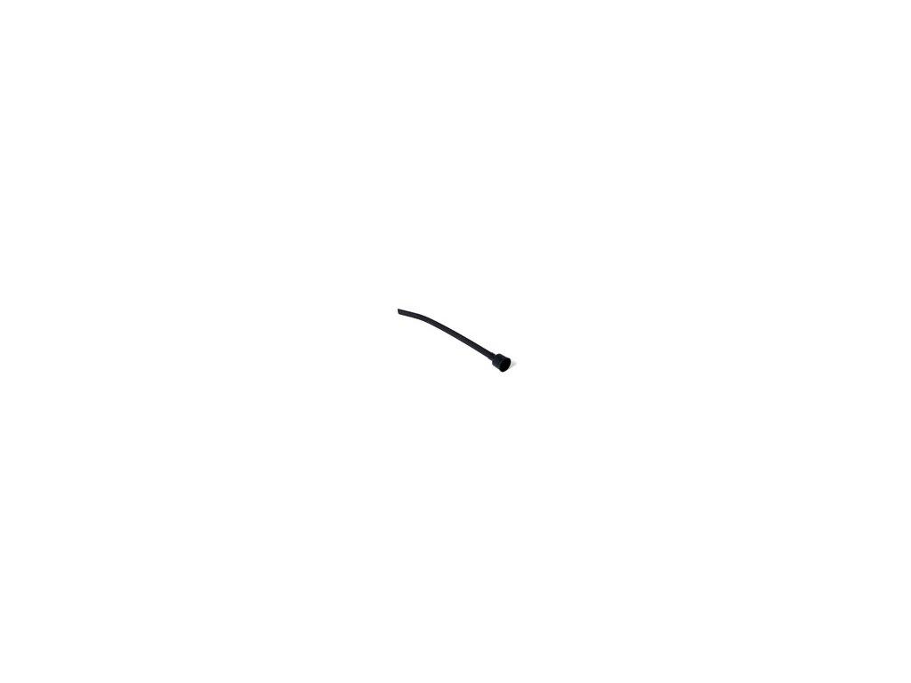 Zahnutý trubkový nástavec na hadici vysavače (délka 380 mm)