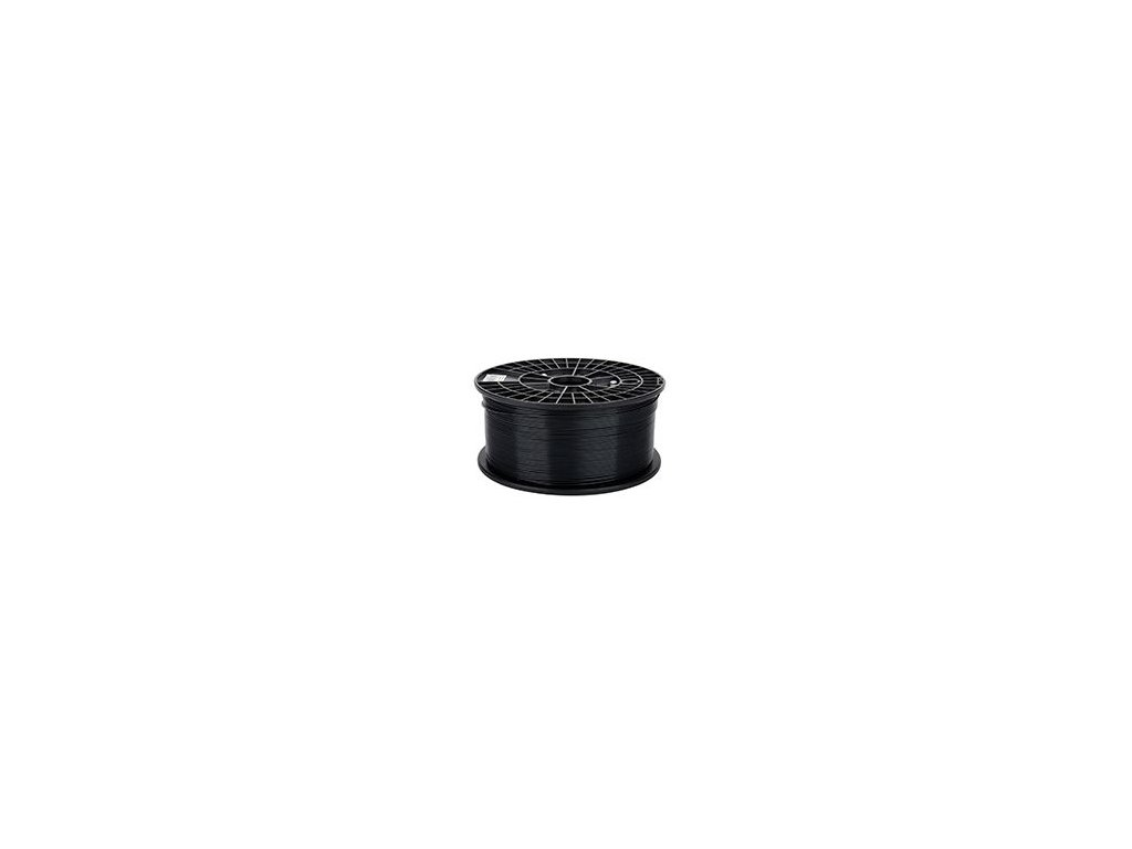 3D Filament - tisková struna pro 3D tiskárny - černá - PRINT-RITE - materiál ABS, průměr 1,75 mm
