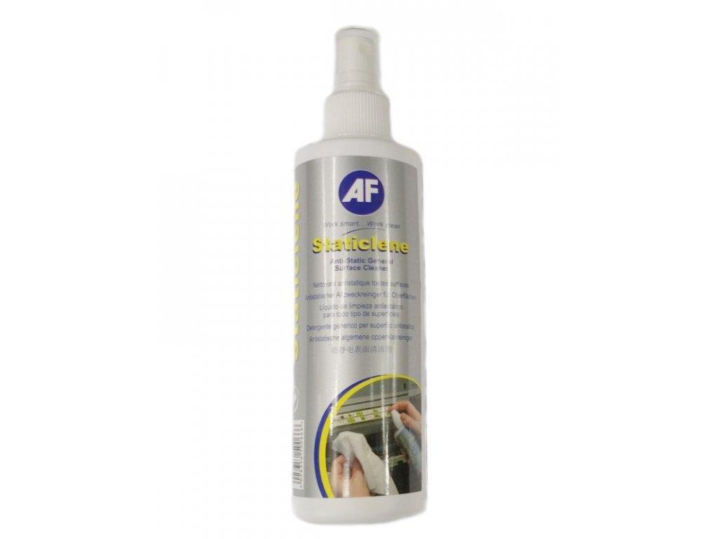 AF Staticlene - v rozprašovači ( 250 ml. ) - antistatický čistič na plastové kryty