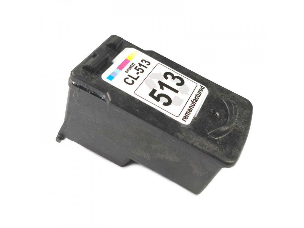 Inkoustová kazeta - CANON CL-511 / CL-513 - renovovaná