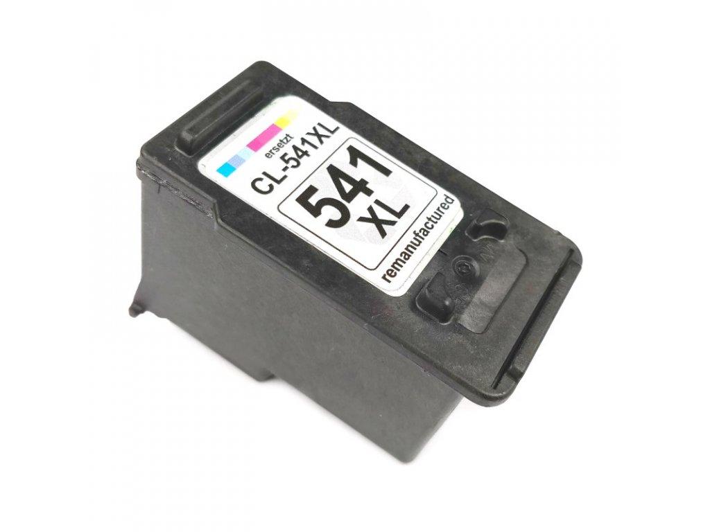 Inkoustová kazeta - CANON CL-541XL - color - renovovaná