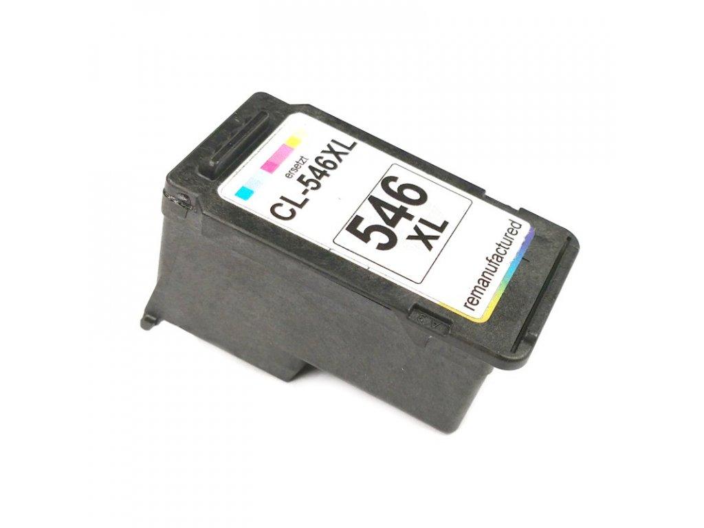 Inkoustová kazeta - CANON CL-546XL - color - kompatibilní