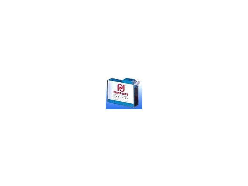 Inkoustová kazeta - CANON BJI-201C - cyan - kompatibilní