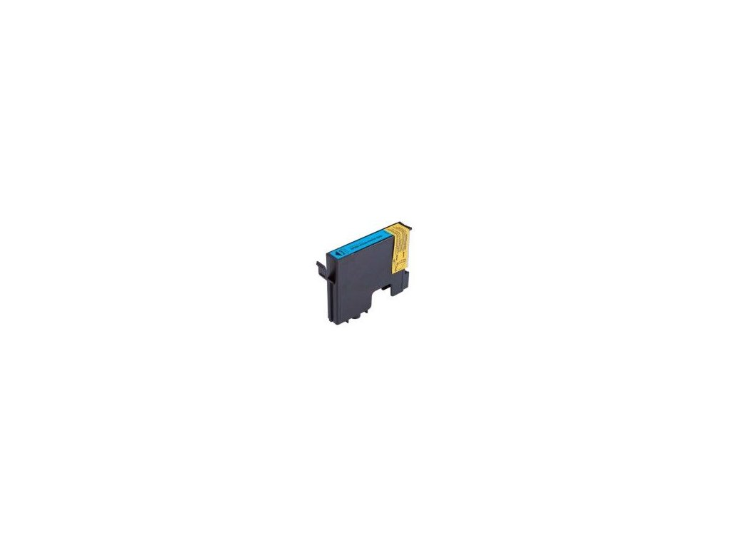 Inkoustová kazeta - EPSON T054240 - cyan - kompatibilní