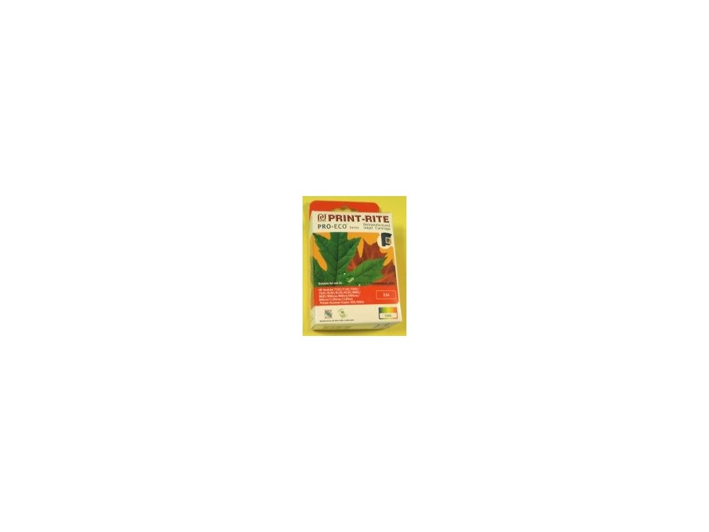 Inkoustová kazeta - HP C1823 (23) - color - renovovaná