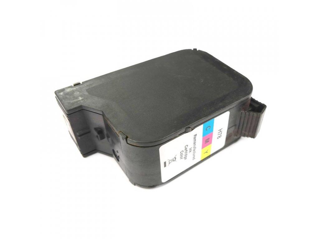 Inkoustová kazeta - HP C6578A (78) - color - kompatibilní