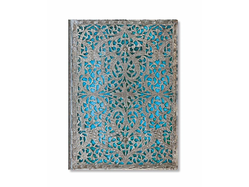 eXchange Tablet Jacket Maya Blue  - pouzdro pro iPad Air 2