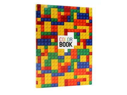 Zápisník A5 COLOR BOOK